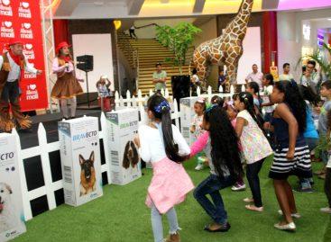 Hasta el 9 de septiembre se celebrará el «Animal Fest» en el Albrook Mall
