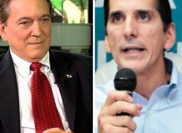Cortizo y Roux despuntan en la batalla por la Presidencia