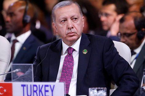 """Erdogan dijo que Turquía """"no dejará solo"""" a Maduro"""