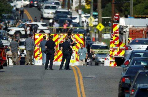 Hombre mató a cinco personas y se suicidó en Estados Unidos