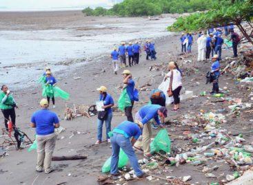 52 toneladas de basura fueron recogidas en playas panameñas