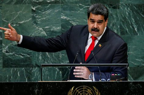Nicolás Maduro fue a la ONU a dar lástima y quedó en ridículo