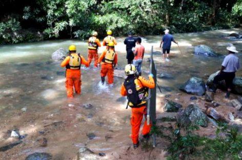 Murió maestra de preescolar tras ser arrastrada por el agua tras intentar cruzar un río en El Guabo