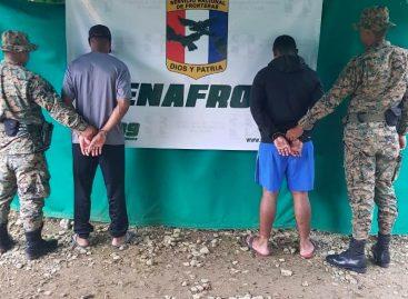 Dos colombianos detenidos en Guna Yala