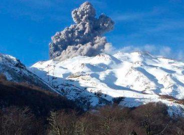 Complejo volcánico del sur de Chile presentó nuevo evento explosivo