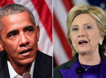 Hallan artefactos explosivos dirigidos a Barack Obama y Hillary Clinton