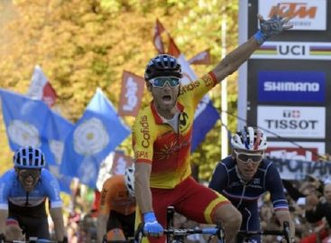 Valverde se proclamó campeón del mundo de ciclismo
