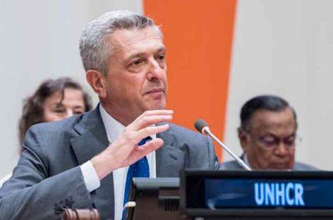 ACNUR pidió más coherencia regional ante el éxodo de venezolanos