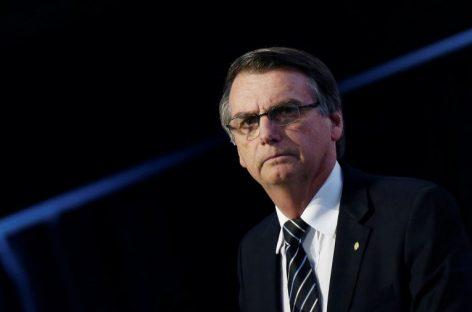 Bolsonaro negó planes de intervención en Venezuela