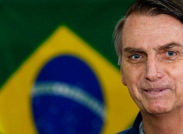 """Bolsonaro: """"quienes van a mandar en Brasil serán los capitanes"""""""