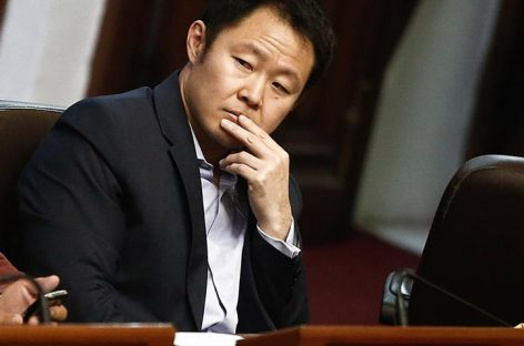 Kenji Fujimori lamentó detención de su hermana Keiko