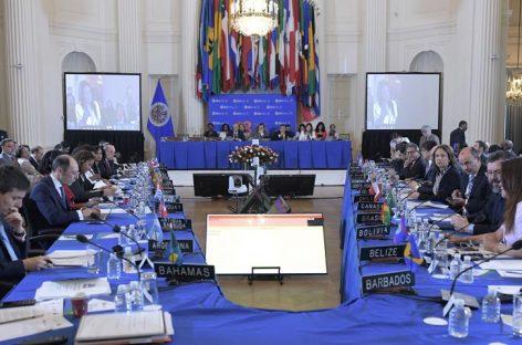 OEA pide moderación a los candidatos para la segunda vuelta en Brasil