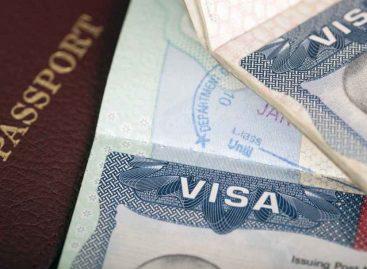 Visas estampadas para ciudadanos de cinco países durará cinco años