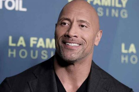 "Dwayne ""The Rock"" Johnson protagonizará película de acción para Netflix"