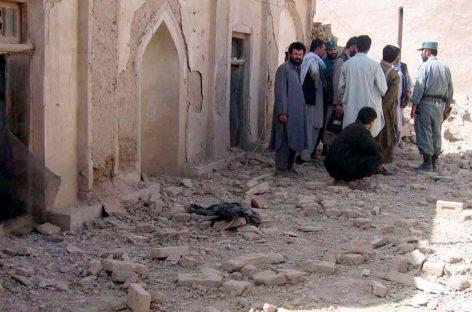 Ataque suicida en Afganistán dejó 13 muertos