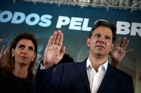 PT pidió investigar campaña de Bolsonaro