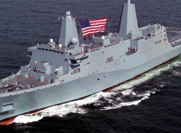 China denunció entrada ilegal de un buque militar de Estados Unidos