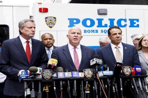 Autoridades de NY descartaron armas biológicas por paquetes