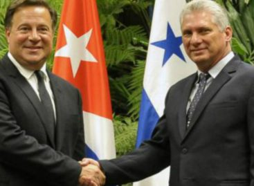 Varela habló con Díaz-Canel de comercios e inversiones
