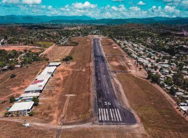 Avioneta sufrió accidente en Calzada Larga: Dos tripulantes ilesos