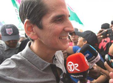 Roux no descarta que Martinelli sea candidato a la Alcaldía de Panamá por CD