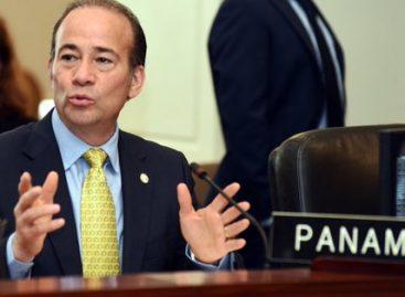 Renunció el embajador de Panamá ante la OEA