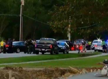 Tiroteo en Carolina del Sur dejó cinco policías como víctimas