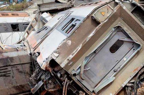 6 muertos y 86 heridos al descarrilar tren de pasajeros en Marruecos