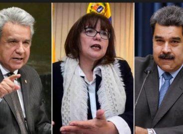 Ecuador se cansó de las «insolencias» del gobierno de Maduro y expulsó a embajadora venezolana