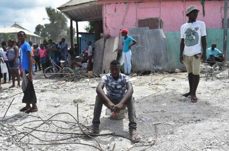 Un nuevo sismo de magnitud 5,2 sacudió a Haití