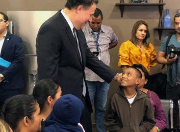 Niños panameños con cardiopatías serán operados en Bogotá