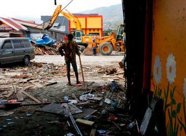 Indonesia suma ya 2.010 muertes tras el terremoto en la isla de Célebes