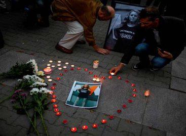 Detuvieron en Alemania al sospechoso de asesinar a la periodista búlgara