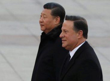 Gobierno de Varela firmará con China más de una decena de acuerdos