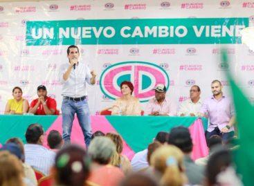 Roux: Paralización y egoísmo político caracterizan gobierno de Varela