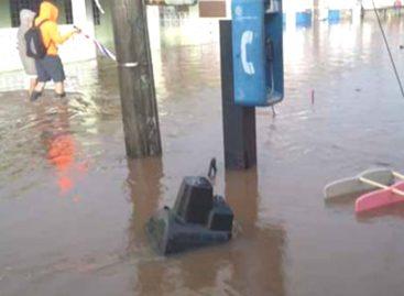Más de 300 familias afectadas por las lluvias en Colón (+Videos)