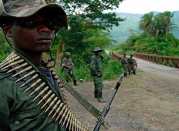 Rebeldes ugandeses asesinan a cinco civiles en El Congo