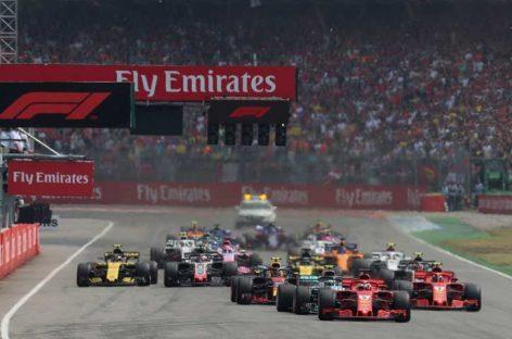 La Fórmula 1 anuncia las ocho carreras inaugurales de la temporada 2020
