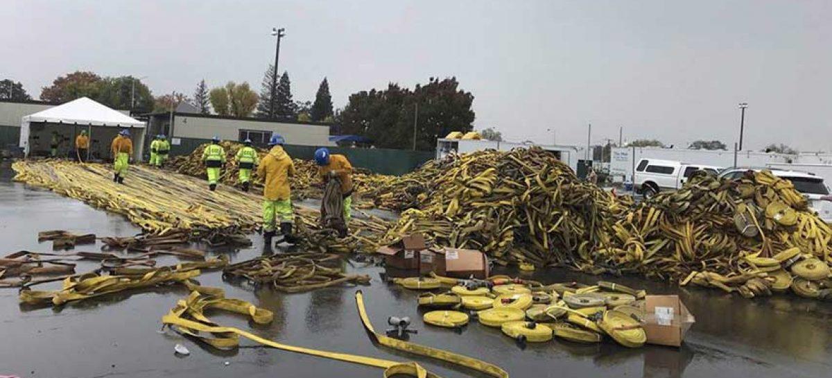 Subieron a 83 los muertos tras incendios de California