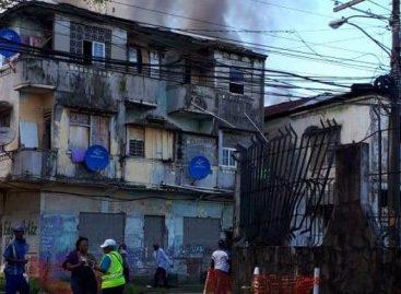 Realizan evaluación socioeconómica de afectados por incendio en caserón de Colón