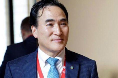 El surcoreano Kim Jong Yang es el nuevo presidente de la Interpol