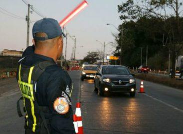 Más de 12 mil conductores fueron sancionados durante fiestas patrias