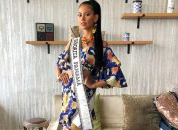 Así lució Rosa Montezuma en su primer día de competencia del Miss Universo (+Fotos)