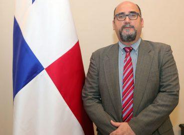 Salvador Sánchez tomó posesión como representante de Pánamá ante la OEA