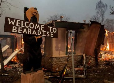 Aumentan a 30.000 los evacuados por incendio en California