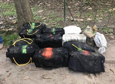 Policía Nacional decomisó 309 paquetes de droga en Coclé
