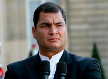 Ecuador pendiente de decisión de Interpol sobre alerta roja a Correa
