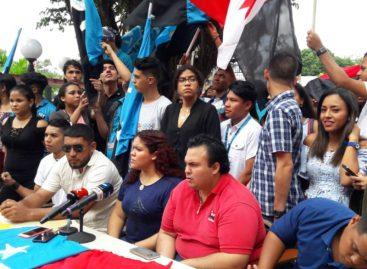 Universitarios aclaran que no apoyan a Laurentino Cortizo