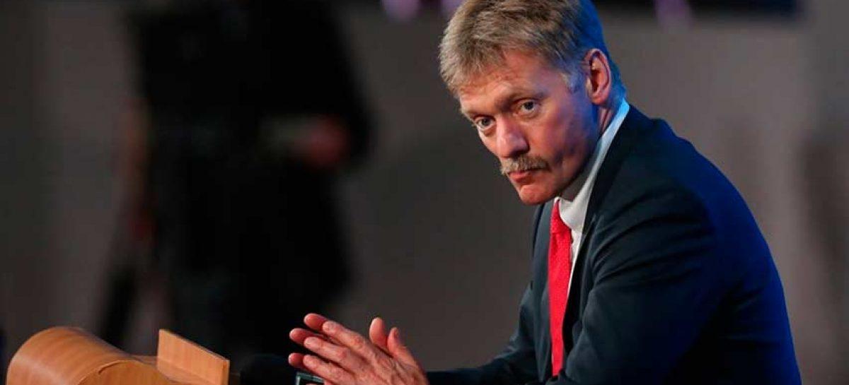 Kremlin dijo que investigación de EEUU de trama rusa no es su problema
