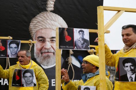 Irán ejecutó a dos hombres condenados por corrupción